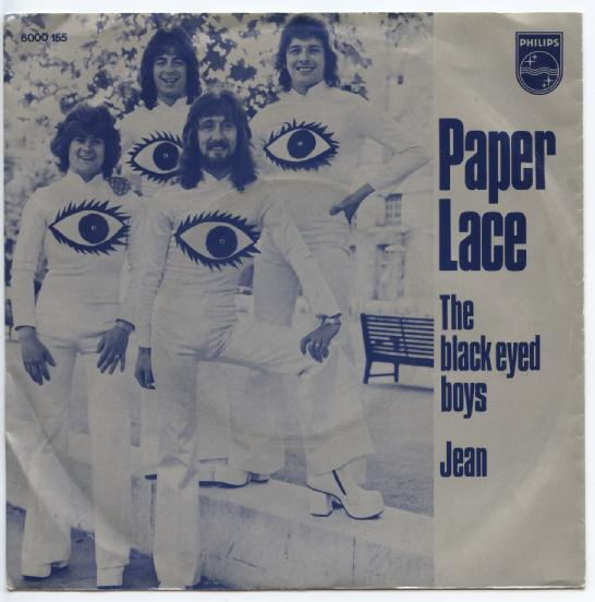 "PAPER LACE ""The Black-eyed boys"""